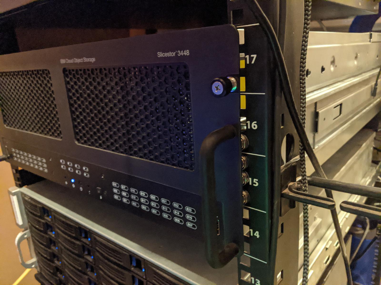 Storage VM: Part 2 – Expansion Chassis Build