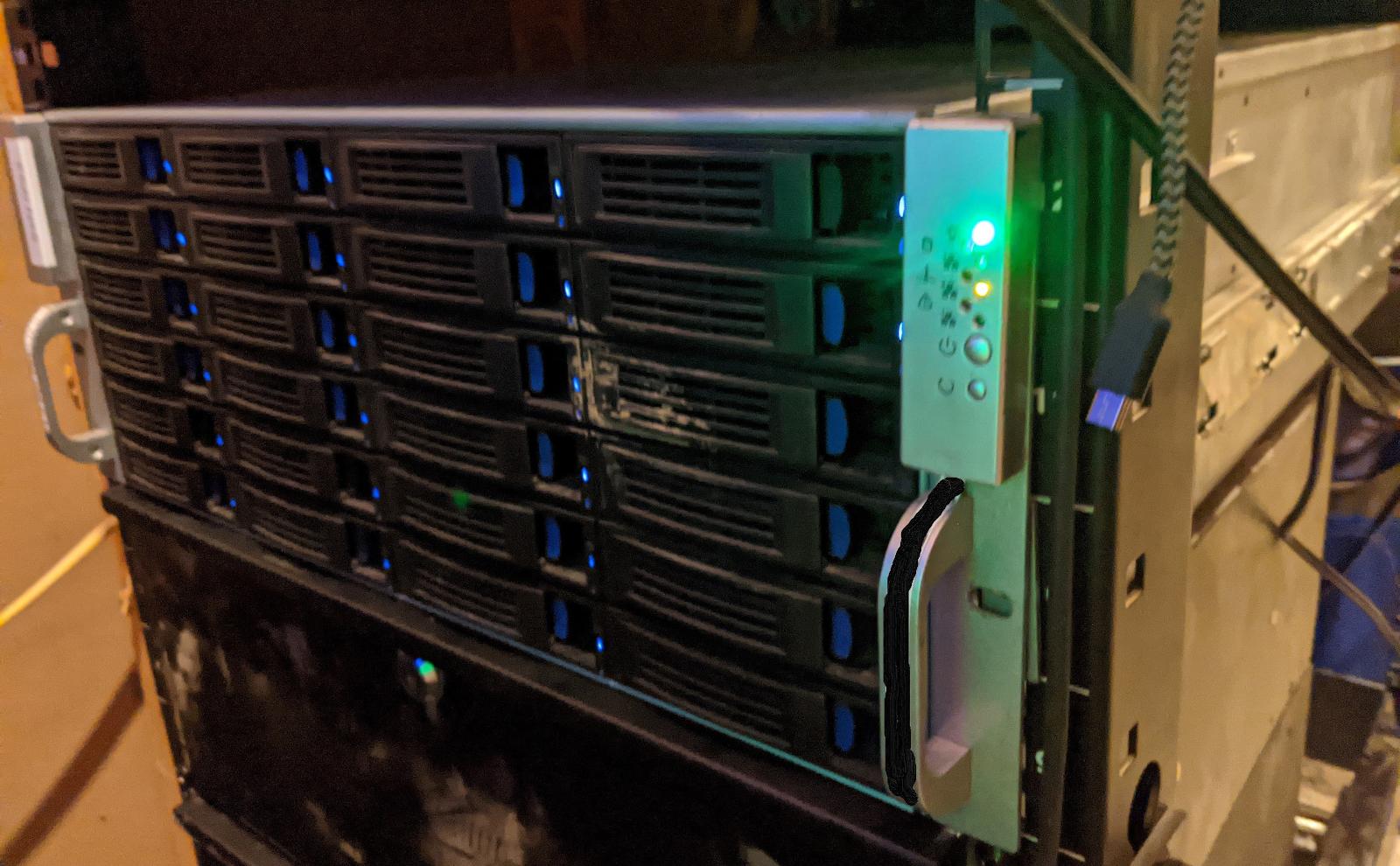 Storage VM: Part 1 – Server Components